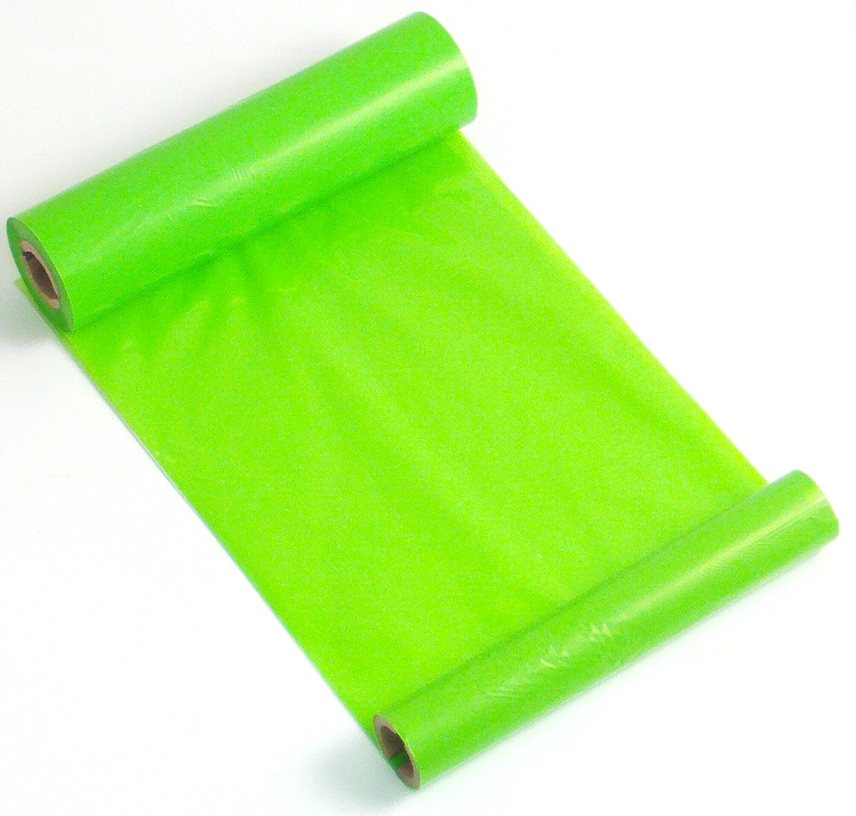"Lime Green 4"" wide"