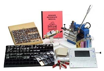 Hot Stamping Model 45 Scrapbooking System